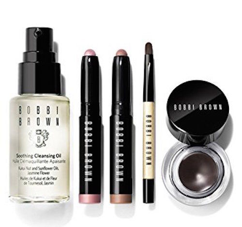 Bobbi Brown Long-Wear Life-Proof Eye Kit: Cream Shadow Sticks, Gel Eyeliner and Oil - FragranceAndBeauty.com
