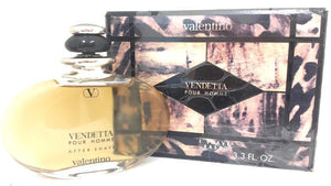 Vendetta Pour Homme by Valentino for Men 3.3 oz After Shave - FragranceAndBeauty.com
