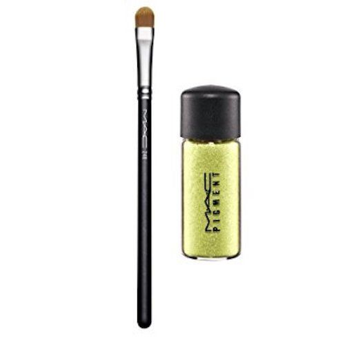 MAC Very Valuable Pigment Kit 2-Piece (Chartreuse, #248 Small Eye Shader Brush) - FragranceAndBeauty.com