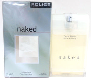 Police Naked Skin Booster by Police for Men 4.25 oz Eau De Toilette Spray - FragranceAndBeauty.com