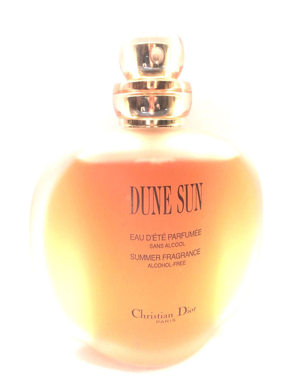 Dune Sun by Christian Dior for Women 3.4 oz Summer Fragrance Spray Unboxed - FragranceAndBeauty.com
