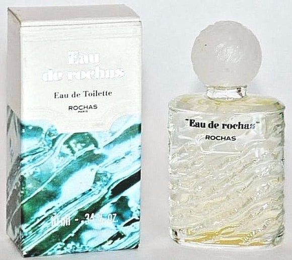 Eau de Rochas by Rochas for Women 10 ml/.34 oz Eau de Toilette Mini - FragranceAndBeauty.com