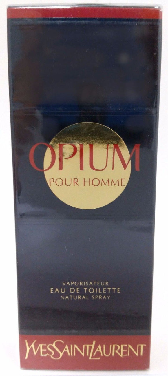 Opium by Yves Saint Laurent for Men 1.6 oz Eau de Toilette Spray - FragranceAndBeauty.com