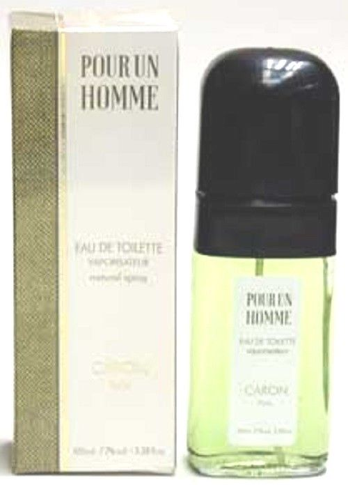 Pour Un Homme (Vintage) by Caron for Men 1.7 oz Eau de Toilette Spray - FragranceAndBeauty.com