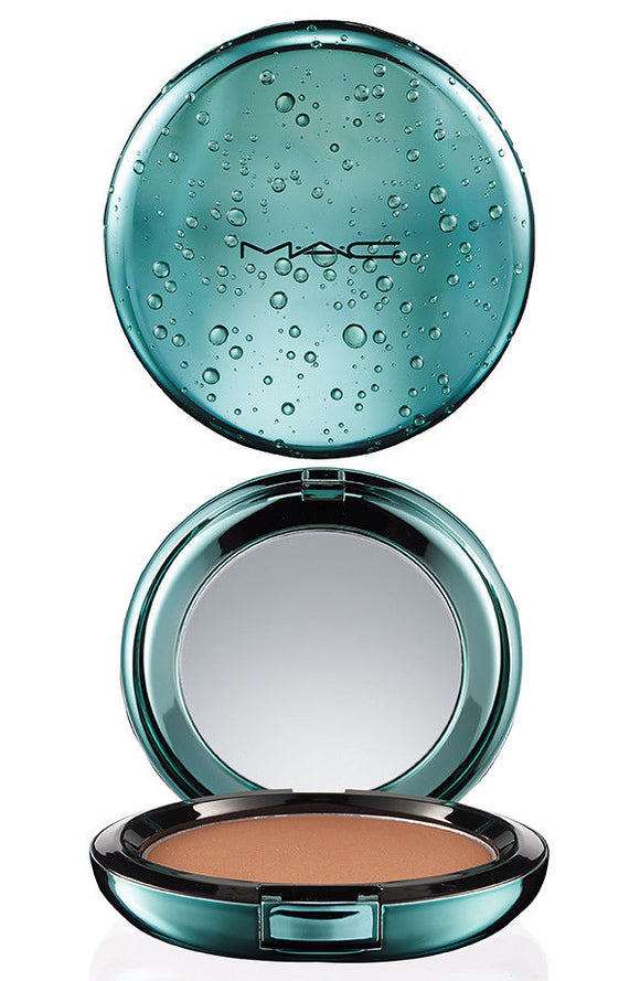 MAC Alluring Aquatic Collection Bronzing Powder (Golden) Full Size Limited Edition - FragranceAndBeauty.com