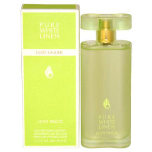 Pure White Linen Light Breeze by Estee Lauder 1.7 oz Eau de Parfum Spray - FragranceAndBeauty.com