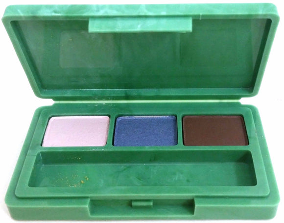 Clinique Eye Shadow Trio Palette (Select Shade) 9 g/.03 oz Travel/Sample Size Unboxed - FragranceAndBeauty.com