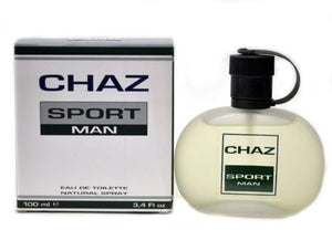 Chaz Sport Man by Chaz International for Men 3.4 oz Eau de Toilette Spray - FragranceAndBeauty.com