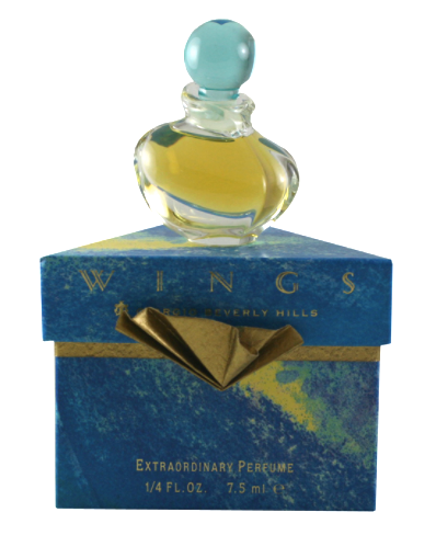 Wings by Giorgio Beverly Hills for Women 7.5 ml (1/4 oz) Extraordinary Perfume