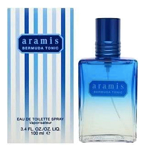 Aramis Bermuda Tonic by Aramis for Men 3.4 oz Eau de Toilette Spray