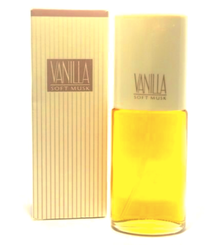 Vanilla Soft Musk (Vintage) by Avon for Women 1 oz Cologne Spray
