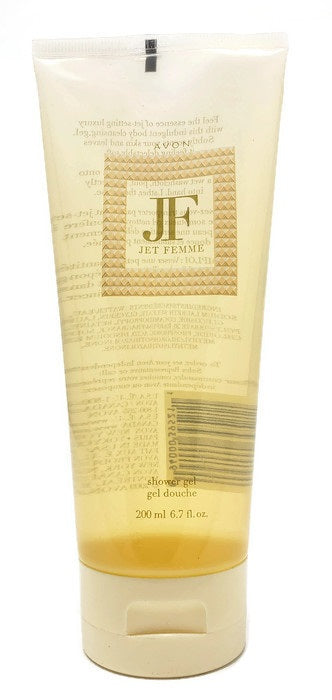 Avon JF Jet Femme for Women 6.7 oz Perfumed Shower Gel - FragranceAndBeauty.com