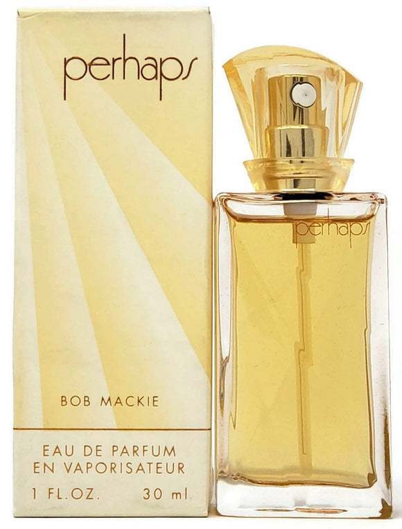 Perhaps by Bob Mackie for Women (Select Size) Eau de Parfum Spray - FragranceAndBeauty.com