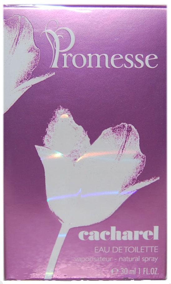 Promesse by Cacharel for Women 1 oz Eau de Toilette Spray - FragranceAndBeauty.com