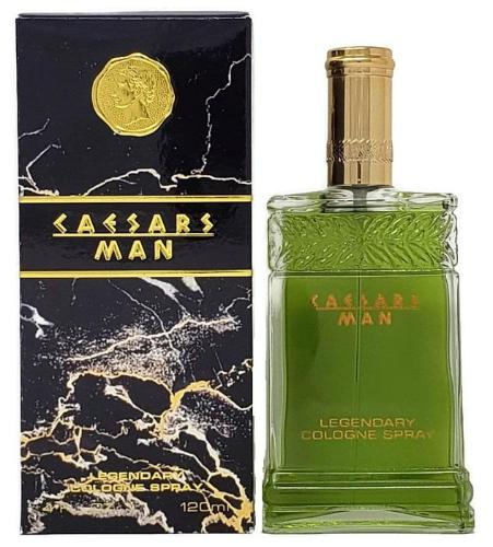 Caesars Man (Vintage) by Caesars World for Men 4 oz Legendary Cologne Spray Discontinued - FragranceAndBeauty.com