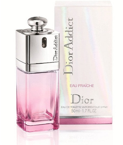 Dior Addict Eau Fraiche by Christian Dior for Women 1.7 oz Eau de Toilette Spray - FragranceAndBeauty.com