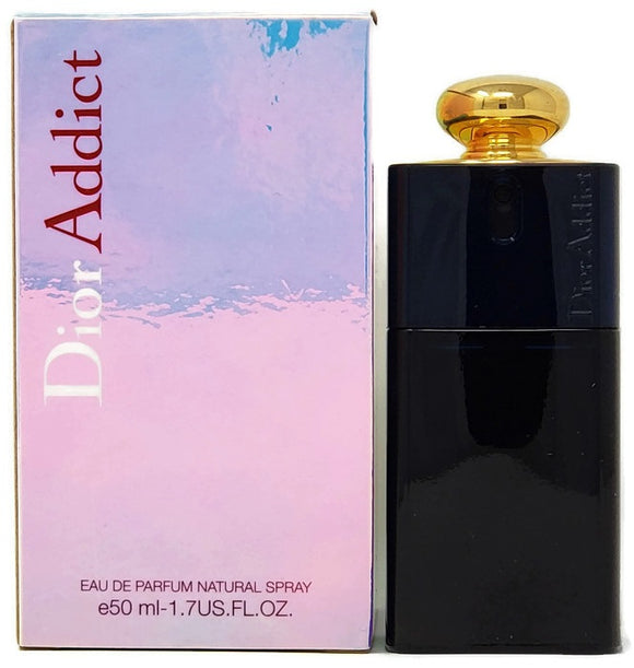 Dior Addict by Christian Dior for Women 1.7 oz Eau de Parfum Spray Discontinued (Iridescent Box) - FragranceAndBeauty.com
