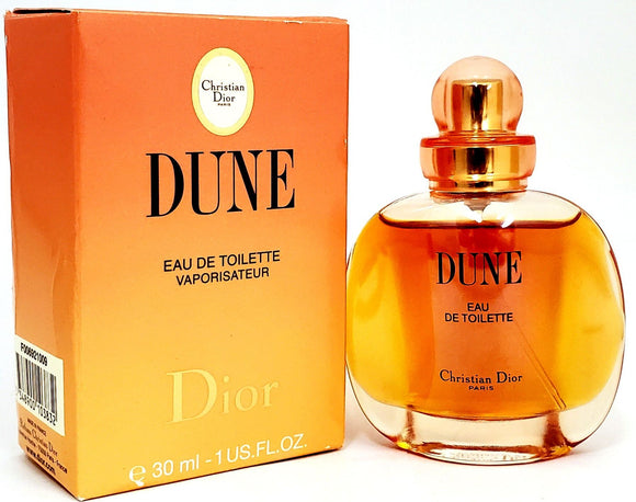 Dune by Christian Dior for Women 1 oz Eau de Toilette Spray (Vintage) - FragranceAndBeauty.com