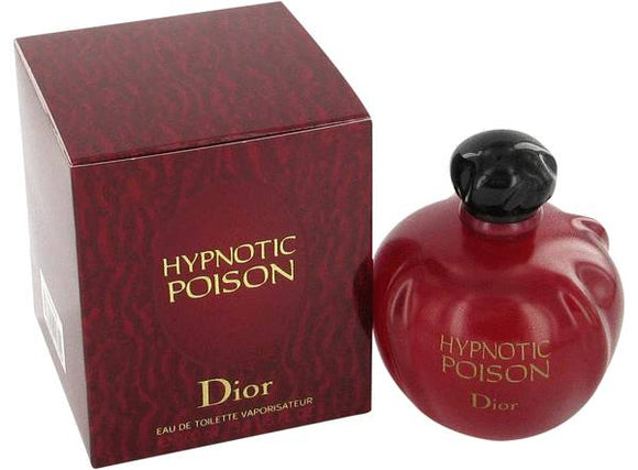 Hypnotic Poison by Christian Dior for Women 3.4 oz Eau de Toilette Spray Discontinued - FragranceAndBeauty.com