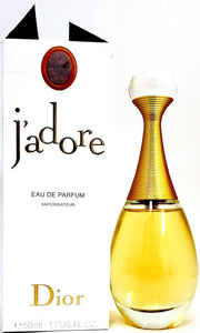 J'adore by Christian Dior for Women 1.7 oz Eau de Parfum Spray Tester Box - FragranceAndBeauty.com