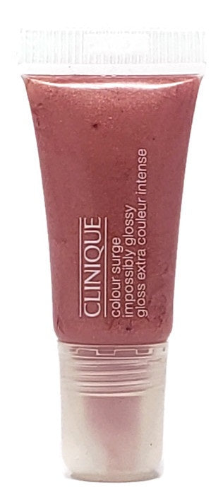 Clinique Colour Surge Impossibly Glossy Lip Gloss (Select Color) 4 ml/.14 oz Deluxe Sample - FragranceAndBeauty.com