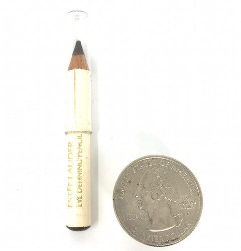Estee Lauder Eye Defining Pencil Eyeliner (Velvet Brown) Sample Size Discontinued