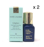 Estee Lauder Enlighten Dark Spot Correcting Night Serum (Select Lot) 7 ml/.24 oz Sample