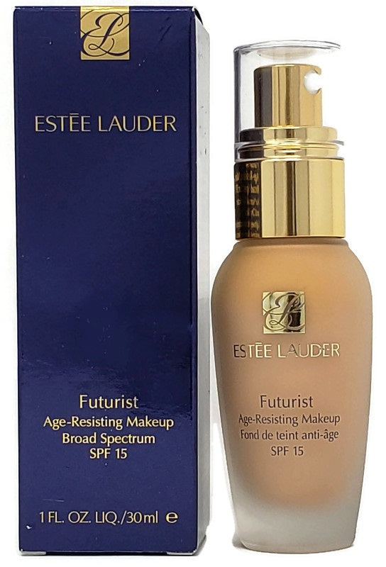 Estee Lauder Futurist Age-Resisting Makeup SPF 15 (Select Color) 30 ml/1 oz - FragranceAndBeauty.com