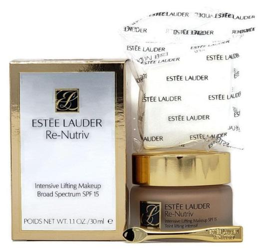 Estee Lauder Re-Nutriv Intensive Lifting Makeup SPF 15 (Select Color) Full-Size - FragranceAndBeauty.com