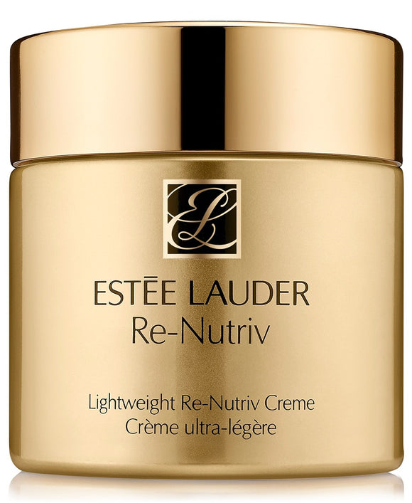 Estee Lauder Re-Nutriv Lightweight Re-Nutriv Creme 500 ml/16.7 oz New Sealed - FragranceAndBeauty.com
