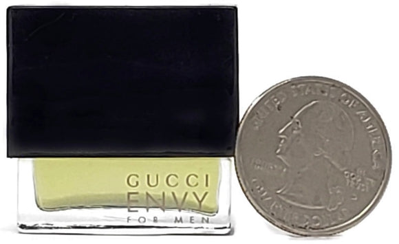 Gucci Envy for Men 3 ml/.1 oz Eau de Toilette Mini (Select Condition) - FragranceAndBeauty.com