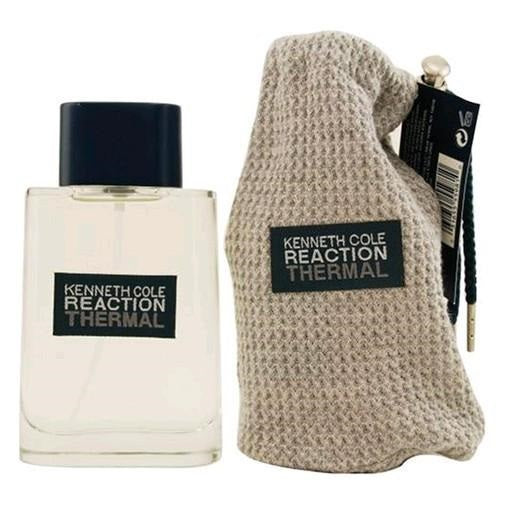 Reaction Thermal by Kenneth Cole for Men (Select Variant) 3.4 oz Eau de Toilette Spray - FragranceAndBeauty.com