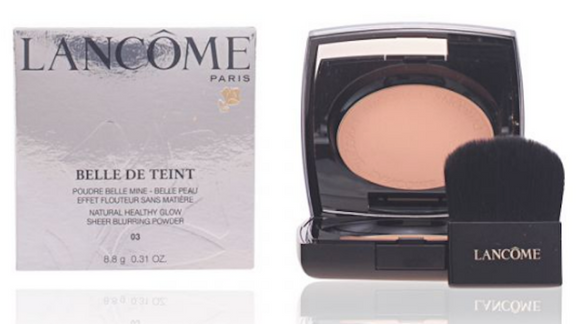 Lancome Belle De Teint Sheer Blurring Pressed Powder (Select Color) Natural Healthy Glow
