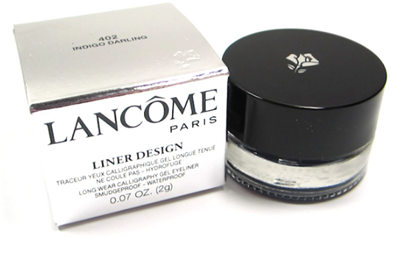 Lancome Liner Designer Long Wear Calligraphy Gel Eyeliner (Select Color) Full Size