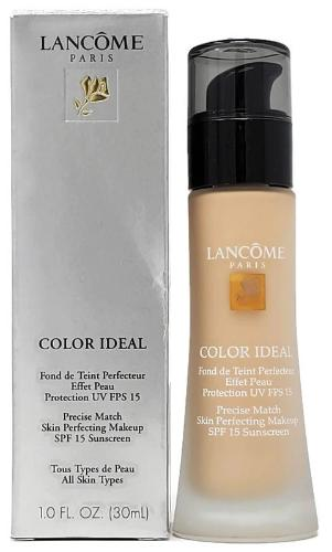 Lancome Color Ideal Skin Perfecting Makeup SPF 15 (I-20 (W)) Full Size - FragranceAndBeauty.com