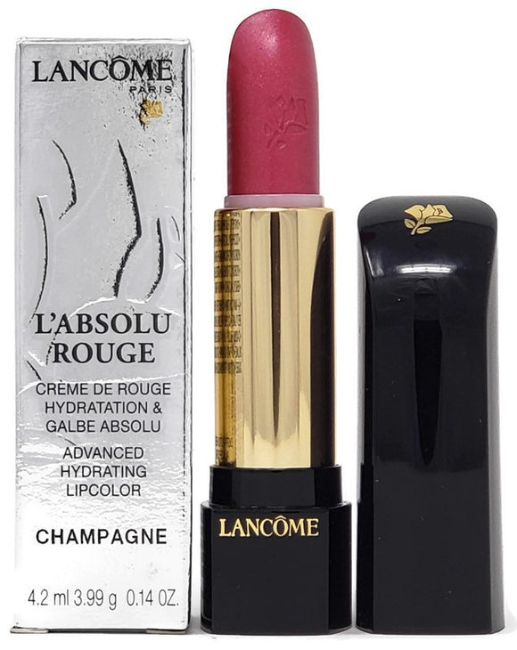 Lancome L'Absolu Rouge Advanced Hydrating Lipcolor/Lipstick (Select Color) 4.2 ml/.14 oz Full Size - FragranceAndBeauty.com