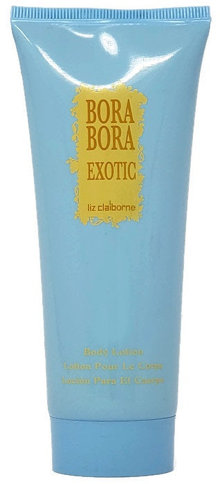 Liz Claiborne Bora Bora Exotic for Women 3.4 oz Perfumed Body Lotion Unboxed - FragranceAndBeauty.com