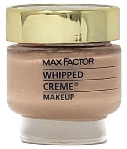 Max Factor Whipped Creme Makeup Jar (Select Color) Full-Size Hard to Find - FragranceAndBeauty.com