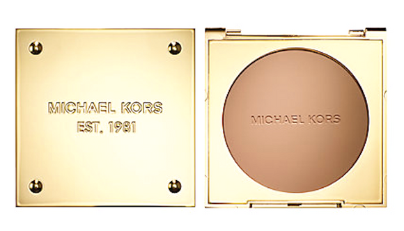Michael Kors Bronze Powder Bronzer (GLOW) 21. g/.74 oz Full Size Limited Edition