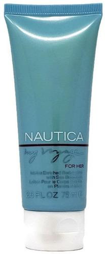 Nautica My Voyage for Women (Select Lot) 2.5 oz Body Lotion Tube Unboxed - FragranceAndBeauty.com