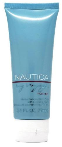 Nautica My Voyage Body Wash for Women (Select Lot) 2.5 oz Tube Unboxed - FragranceAndBeauty.com