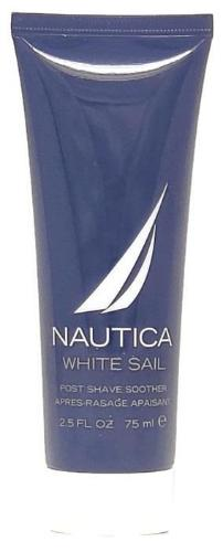 Nautica White Sail by Nautica for Men (Select Lot) 2.5 oz Post Shave Soother Tube Unboxed - FragranceAndBeauty.com