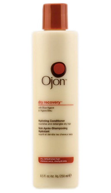 Ojon Dry Recovery Hydrating Conditioner 250 ml/8.5 oz for Dry Dehydrated Hair
