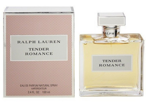 Ralph Lauren Tender Romance for Women 3.4 oz Eau de Parfum Spray