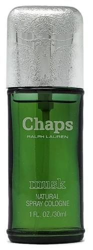 Chaps Musk by Ralph Lauren for Men 30 ml/1 oz Cologne Spray Unboxed - FragranceAndBeauty.com