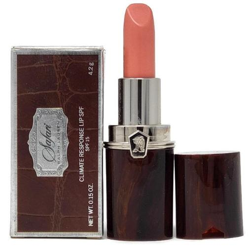 Ralph Lauren Safari Climate Response Lip SPF Lipstick (Select Color) SPF 15 Full-Size - FragranceAndBeauty.com