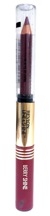 Revlon Line & Shine Lip Pencil and LipGloss (Select Color) Full-Size - FragranceAndBeauty.com