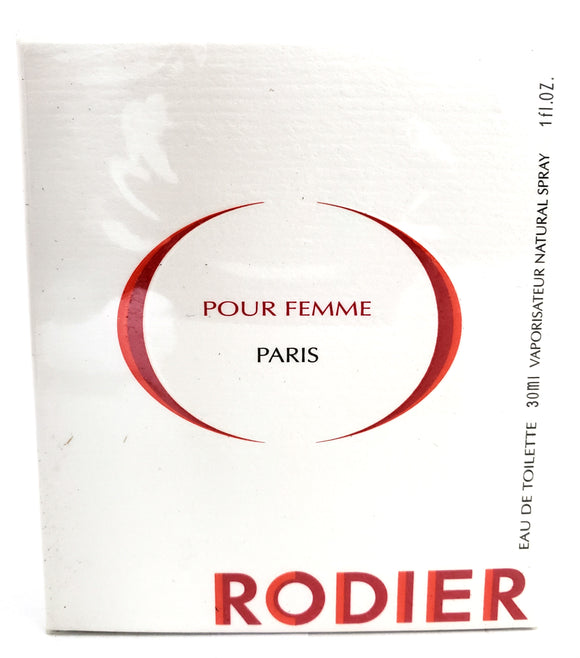 Rodier Pour Femme by Rodier Parfums for Women 1 oz Eau de Toilette Spray - FragranceAndBeauty.com