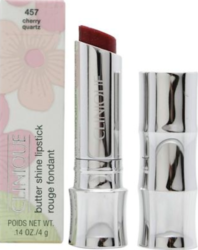 Clinique Butter Shine Lipstick (Select Color) Full Size New in Box - FragranceAndBeauty.com