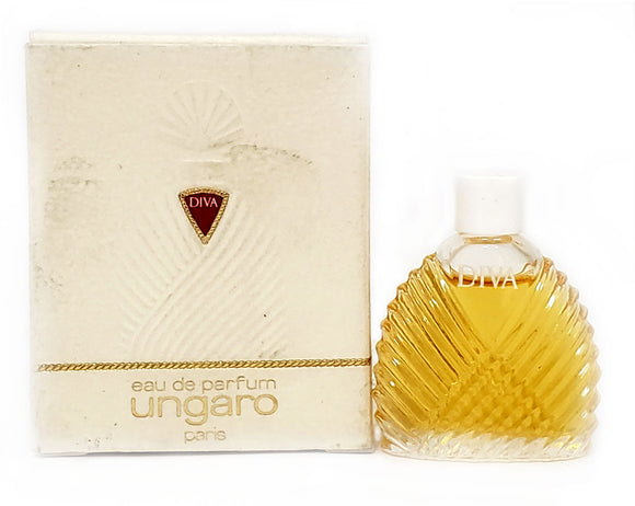 Diva by Ungaro for Women 4.5 ml/.15 oz Eau de Parfum Miniature Splash - FragranceAndBeauty.com